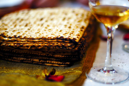 Concerning Passover